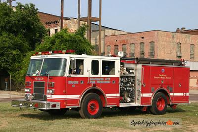 Baltimore Engine 41: 2000 Pierce Saber 1250/500