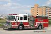 Pikesville Engine 32: 1999 American LaFrance/Saulsbury 1500/750/30