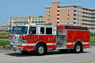 Denton Engine 302: 2011 Pierce Arrow XT 2000/780