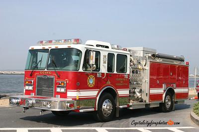 Chesapeake City Engine 1: 2003 Spartan/? ?/1000