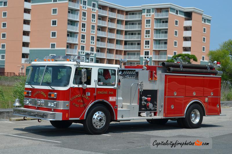 Church Creek Engine 346: