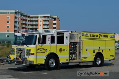 Crumpton Rescue Engine 7: 2009 Pierce Arrow XT 1500/800/15/15