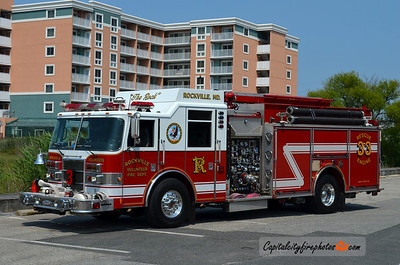 Rockville Rescue Engine 33: