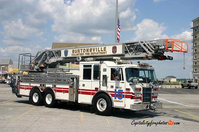 Burtonsville Truck 15: 1998 Pierce Dash