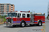 Glen Echo Engine 711: 1991 E-One Cyclone