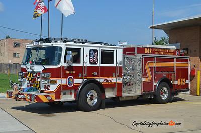 Oxon Hill Engine 842: 2013 Pierce Arrow XT 1500/750