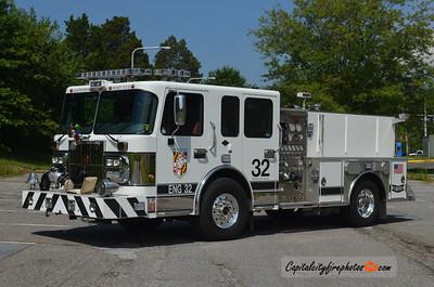Allentown Road Engine 832: 2011 Spartan/Crimson 1200/500