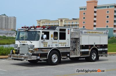 Grasonville Engine 22: 2010 Pierce Arrow XT 1250/750/50
