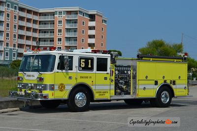 Church Hill Engine 51: 1988 Pierce Arrow 1250/1000