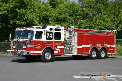 Hollywood Engine 74: 2004 E-One Cyclone 1750/2500