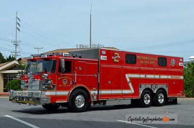 Mechanicsville Rescue Squad 2: 2013 Pierce Arrow XT