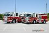 Hollywood Truck 7 and Engine 72: 2009 Pierce Arrow XT's