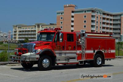 Cordova Engine 52: 2003 International/Pierce 1250/1000