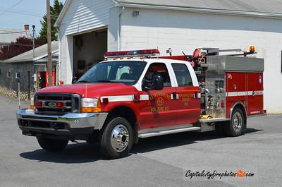 Leitersburg Engine 9-4: 2001 Ford F-550/Pierce 500/250