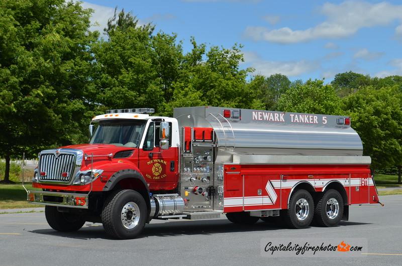 Newark Tanker 5: 2015 International/4 Guys 1250/4000