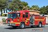 City of Las Vegas, NV Engine 10: 2000 Pierce Quantum 1500/500