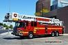 Las Vegas, NV Truck 1: 2012 Pierce Quantum 100'