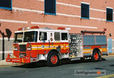 Camden Engine 1: 2004 Seagrave 1250/500
