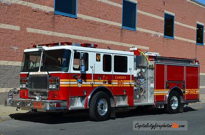Camden Enigne 10: 2012 Seagrave Marauder II 1750/760/30
