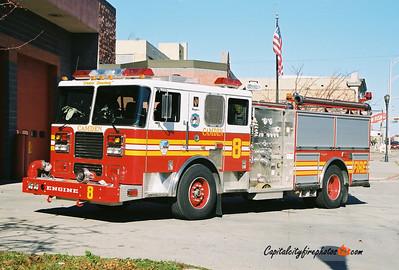 Camden Engine 8: 2004 Seagrave 1250/500