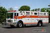 Flemington-Raritan Area Rescue Squad (Hunterdon Co.) Squad 49-56: 1992 Mack MR/E-One