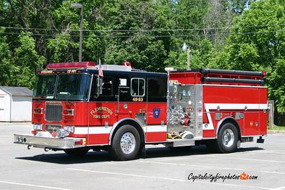 Flemington (Hunterdon Co.) Engine 49-69: 1996 Seagrave 1500/500/20/20