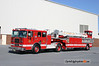 Asbury (Monmouth Co.) Truck 90: 2006 Seagrave Marauder 100' (refurbed trailer)