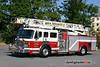 Sea Bright (Ocean Co.) Truck 43: 2008 American LaFrance Eagle/LTI 2000/500 75'