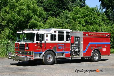 Annandale (Hunterdon Co.) Engine 46-1: 2005 Seagrave 1500/750
