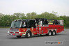 Huntington Manor (Suffolk Co.) Tower Ladder 7: 2007 American LaFrance Eagle/LTI 75'