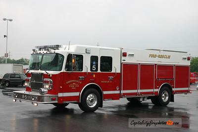 Swormville (Erie Co.) Rescue 5: