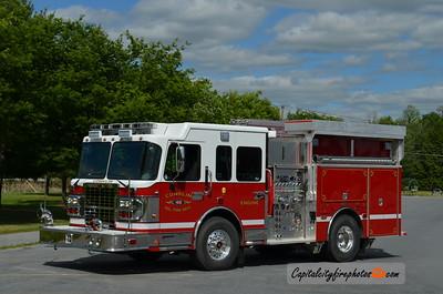 Conklin (Broome Co.) Engine 46: 2014 Spartan/4 Guys 1500/750/20