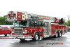 Williamsville (Erie Co.) Truck 6: 2011 Spartan/Crimson 2500/300 100'