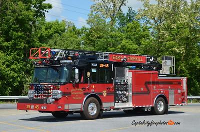East Fishkill Fire District (Dutchess Co.) Ladder 39-45: 2018 Spartan Gladiator/Marion 1500/500/20 75'