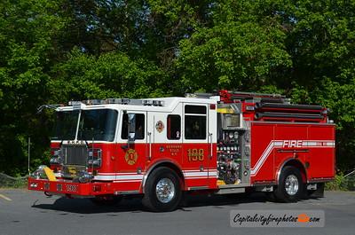 Bedford Hills (Westchester Co.) Engine 198: 2014 Seagrave Marauder II 2000/1000