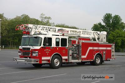 City of Findlay (Hancock Co., OH) Engine 3