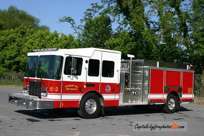 Pleasant Hill (Cass Co.), MO Engine 2: 2010 HME/Toyne 1500/1000