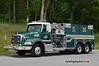 East Rivanna (Albemarle Co.) Tanker 26: 2011 Mack Granite/Pierce 1500/2500