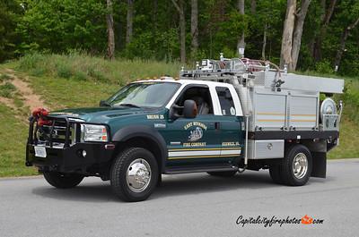East Rivanna (Albemarle Co.) Brush 25: 2006 Ford F-550/MW Fire 500/500/30