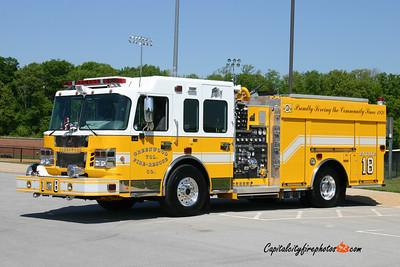 Greenwood (Frederick Co.) Engine 18: 2009 Smeal Sirius 1500/750