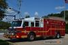 Fairfax City (Fairfax Co.) Rescue Engine 433: 2012 Pierce Velocity 2000/500
