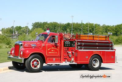 Berryville (Clarke Co.) X-Engine 1-2: 1965 Mack 750/600