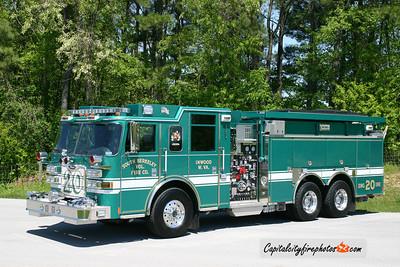 South Berkeley (Berkeley Co.) Engine 20: 2009 Pierce Arrow XT 1500/2000/40/20