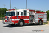 Veteran Affairs, Martinsburg (Berkeley Co.) Engine 81: 2009 Pierce Contender 1250/750
