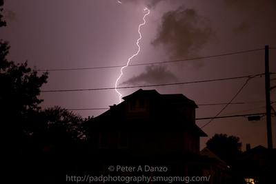 August 18th 2011, 22:30, Maywood, NJ