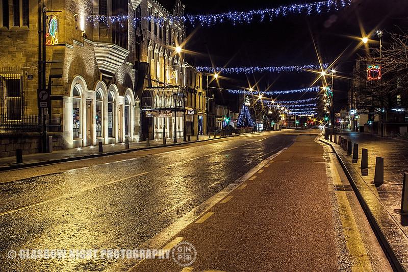 Rutherglen Main Street