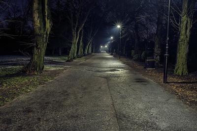 Overtoun Park, Rodger Drive entrance