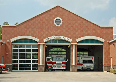 Flower Mound Station 1