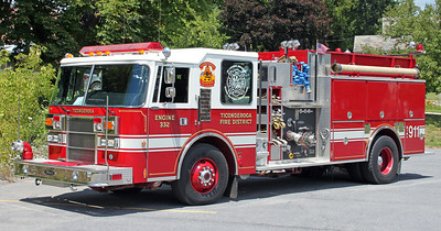 Engine 332  1992 Pierce  1500/1500