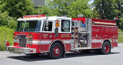 Engine 331  1992 Pierce  1500/1500